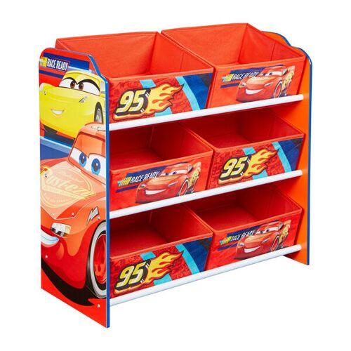 Megabed Disney Cars 3 Opbergrek