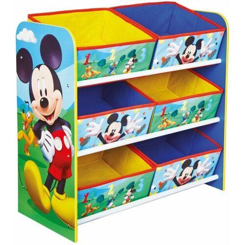 Megabed Disney Mickey Mouse Opbergrek