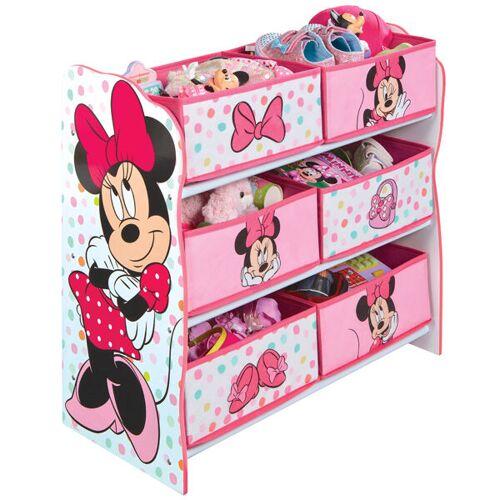 Megabed Minnie Mouse Opbergrek