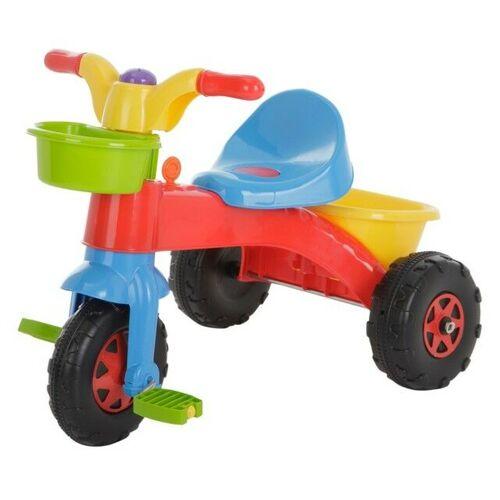 BabyJem Driewieler Dolu My First Trike Red