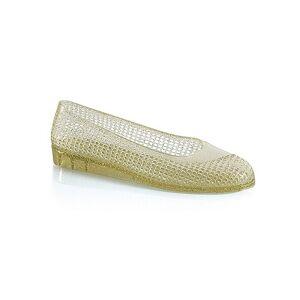 Fashy Gouden waterschoenen voor dames 36 -