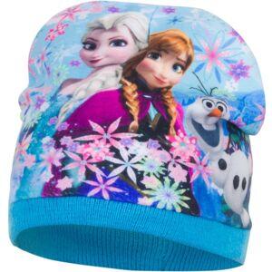 Disney Frozen fleece muts lichtblauw voor meisjes 52 cm (4-6 jr) - Mutsen - kinderen