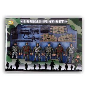 Geen Soldaten speelgoed setje voor jongens Multi