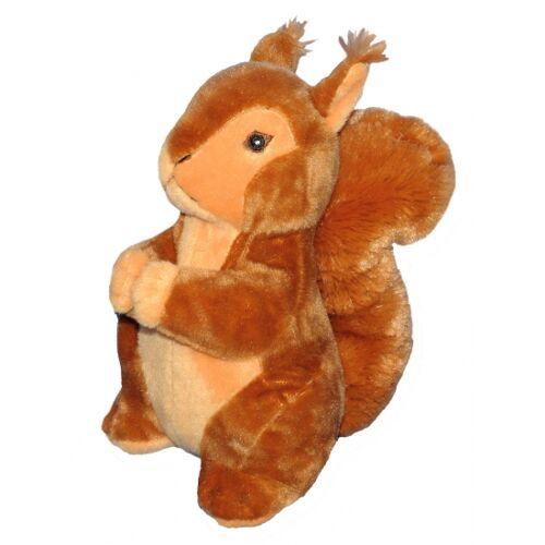 Merkloos Eekhoorn knuffel 25 cm -
