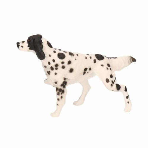 Papo Engelse Setter hond plastic -