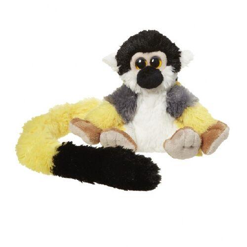 Merkloos Knuffel gele eekhoorn aap -