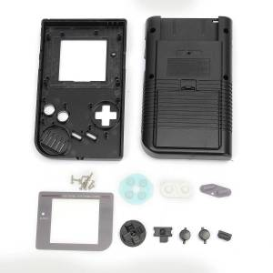 Nintendo Black Replacement Game Console Housing Shell Case For Nintendo Gameboy Classic For GB DMG