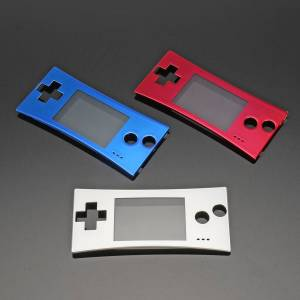 Nintendo Replacement Front Shell Faceplate Cover Case Part For Nintendo Gameboy Micro GBM