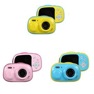 Oukitel Q1 IPX68 3M Waterproof 5MP 6X Zoom 2 Inch Screen Mini Children Kids Digital Camera