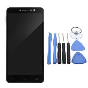 Full Assembly LCD Display Touch Screen Digitizer Replacement With Repair Tools For Alcatel One Touch A3 XL 9008X 9008D 9008A