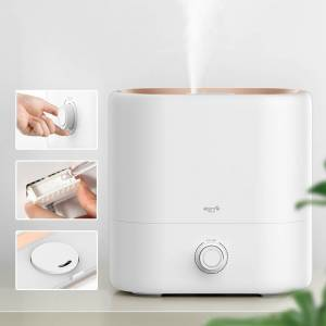Deerma DEM-ST635 Mute Air Humidifier 280mL/h Large Amount of Fog for Bedroom Living room