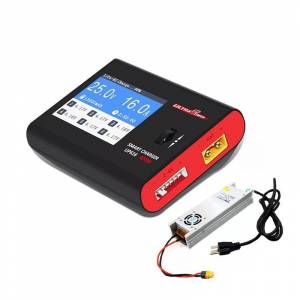 Ultra Power UP616 DC 400W 16A Smart Battery Balance Charger With LANTIAN 400W Power Supply Adapter