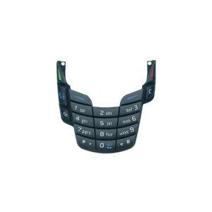 Nokia Toetsenbord Nokia 6600 Pearl Black Origineel
