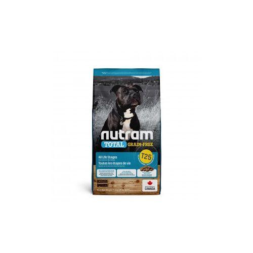 Nutram Graanvrij Zalm & Forel T25 hondenvoer 11,4 kg