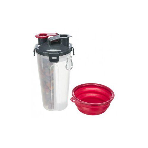 Voer- en Waterreservoir voor onderweg 0,35 ltr Per 2