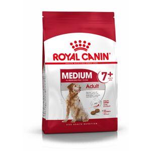 Royal Canin Medium Adult 7+ hondenvoer 2 x 4 kg
