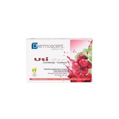 Maxani Dermoscent Uti-Zen Cranberry Tabletten voor hond en kat 2 x 30 tabletten
