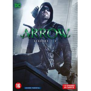 Arrow - Seizoen 1-5