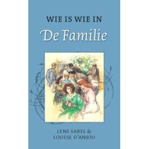 Z&K Wie is wie in de familie - Leni Saris, Louise d'Anjou - ebook
