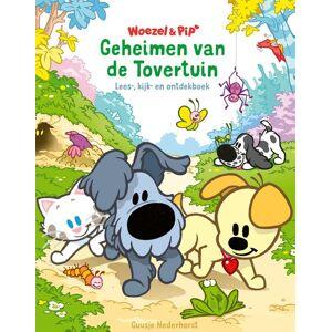 Dromenjager Publishing BV Geheimen van de Tovertuin - Guusje Nederhorst - ebook