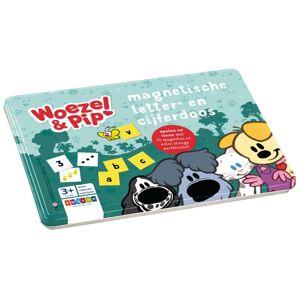 Woezel & Pip - Woezel & Pip magnetische letter- en cijferdoos
