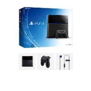 Playstation 4 500 GB black, (Playstation 4). PS4