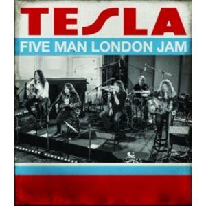 Tesla - Five Man London Jam, (Blu-Ray). BLURAY