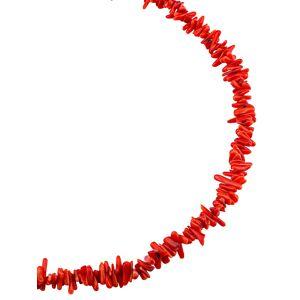 KLiNGEL Bloedkoraalketting (beh.) KLiNGEL Rood