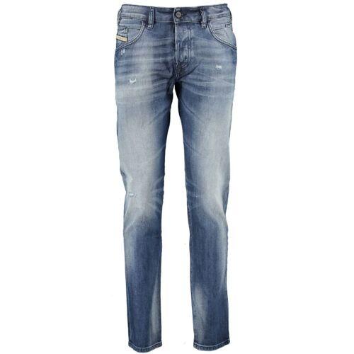 Diesel Slim Fit D-BAZER  - donker blauw