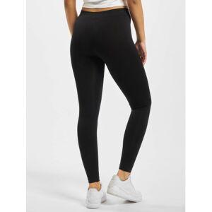 Urban Classics / Legging Pa in zwart  - Dames - Zwart - Grootte: Large