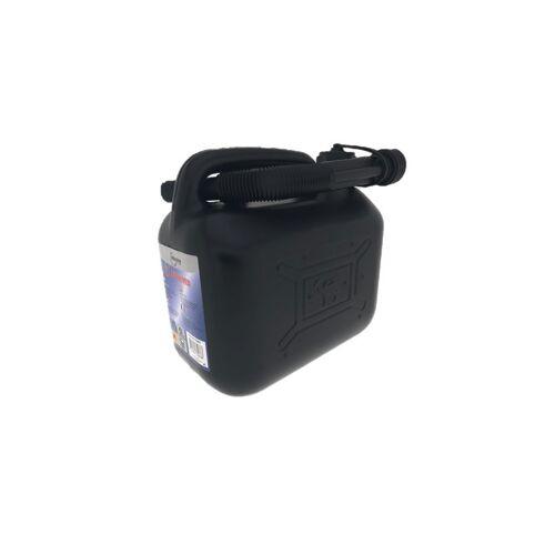 Ben Tools Jerrycan 5 liter zwart voor brandstof