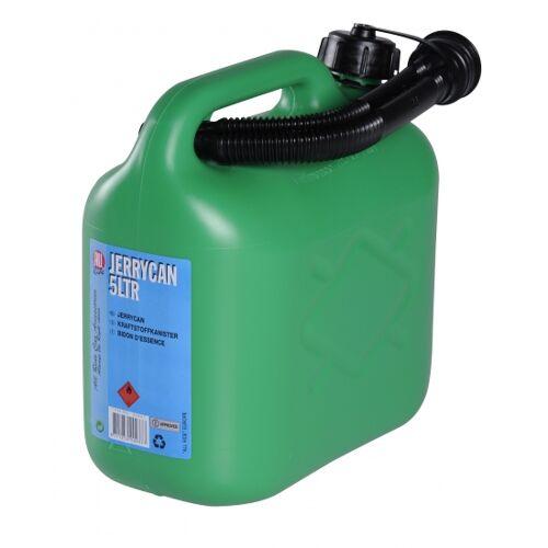 Alrides Jerrycan voor brandstof 5 liter groen