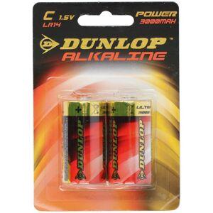 Dunlop 2x Dunlop LR14 C batterijen