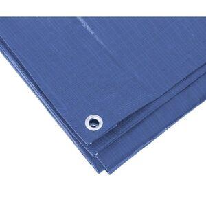 Ben Tools Blauw afdekzeil / dekzeil 3 x 4 meter