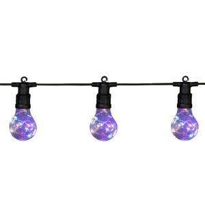 Anna's Collection Feestverlichting snoeren 10m gekleurde LED verlichting