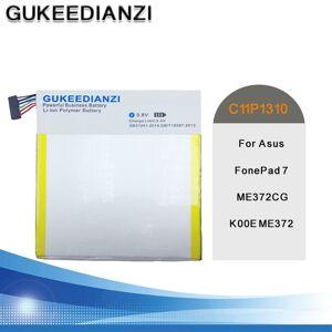 GUKEEDIANZI C11P1310 3950 mAh Vervanging Tabletten Batterij Voor Asus FonePad 7 ME372CG K00E ME372 Lithium Polymeer Batterijen