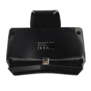 RV77 Voedingen Oplaadbare back opknoping clip batterij Zwart  Batterij voor PS4 Controller   RV77