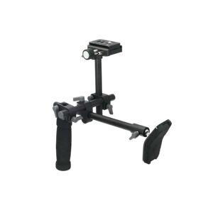 Fotga DSLR Handvat Schouder Ondersteuning Rig schouder ondersteuning stabilizer rig quick release plaat voor A7 R A7II Digitale video Camera DVD