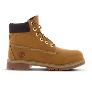 Timberland 6-inch Premium Boot Wp - Basisschool  - Beige - Size: 37