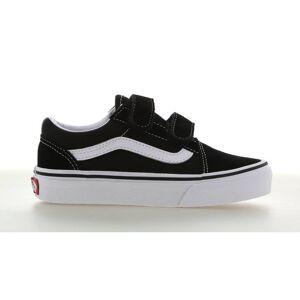 Vans Old Skool V - Voorschools  - Black - Size: 34