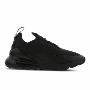 Nike Air Max 270 - Basisschool  - Black - Size: 38,5