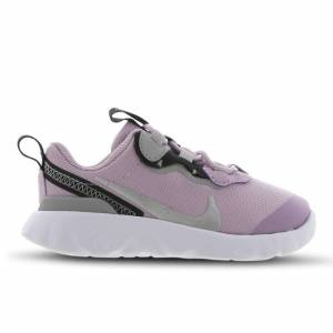 Nike Renew Element 55 - Dreumes  - Pink - Size: 22