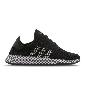 adidas Originals Deerupt Runner - Basisschool  - Black - Size: 36