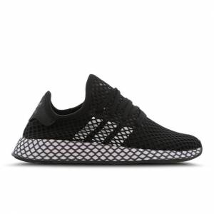 adidas Originals Deerupt Runner - Basisschool  - Black - Size: 37 1/3