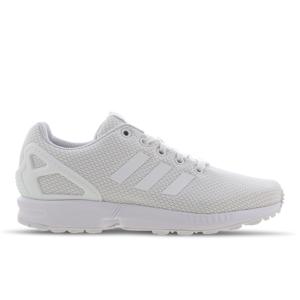 adidas Originals Zx Flux - Basisschool  - White - Size: 38