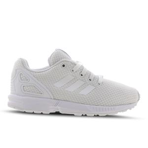 adidas Originals Zx Flux - Voorschools  - White - Size: 32