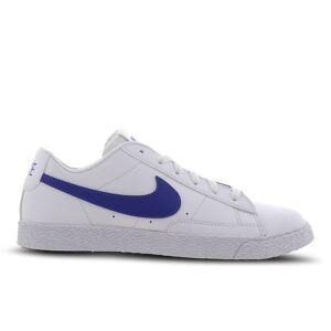 Nike Blazer Low - Voorschools  - White - Size: 32