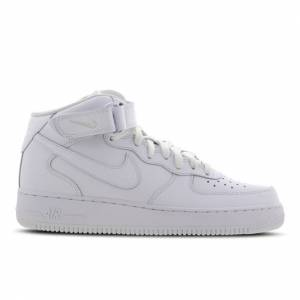 Nike Air Force 1 - Heren  - White - Size: 39