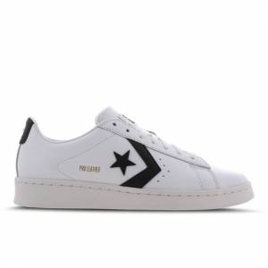 Converse Pro Leather Ox - Heren  - White - Size: 40,5