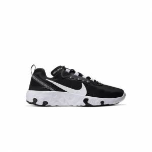 Nike Renew Element 55 - Basisschool  - Black - Size: 36